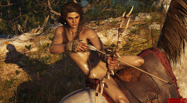 Assassin's Creed Odyssey Kassandra Nude Patch