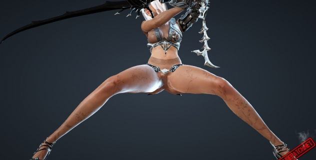 Black Desert Online Nude Patch – Dark Knight Armor​