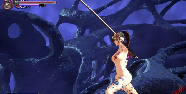 Bloodstained: Ritual of the Night Miriam Sexy Mod Pack