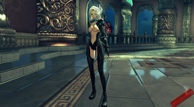Blade & Soul: nude skin