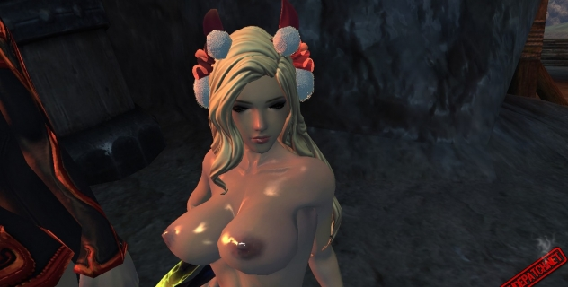 Blade and Soul Female Nude Mod