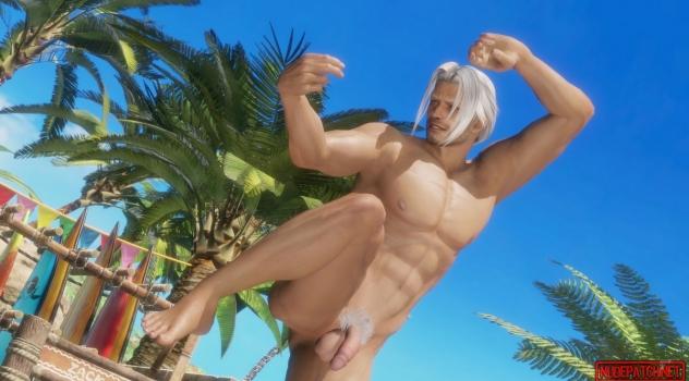 DOA6 Male Nude Mod