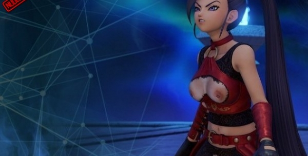 Dragon Quest XI – Jade Nude Mod