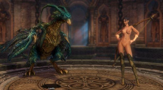 Dragon's Prophet nude patch