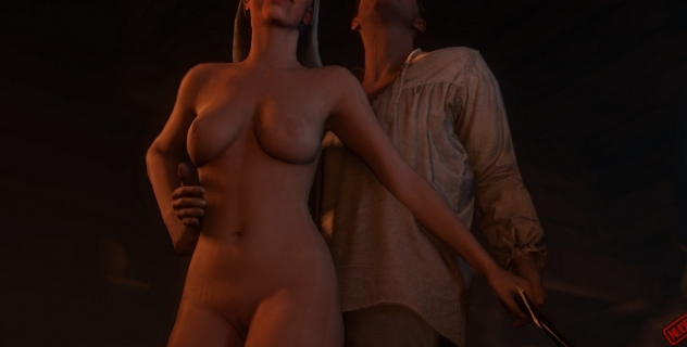 Kingdom Come Deliverance Tereza nude mod