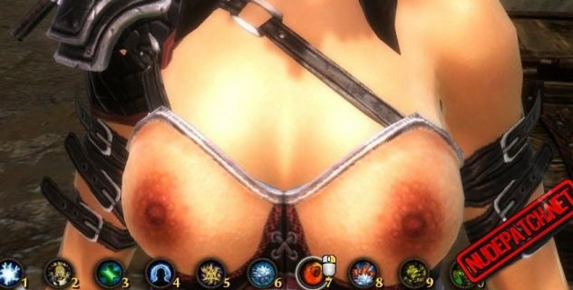 Kingdoms of Amalur nude mod