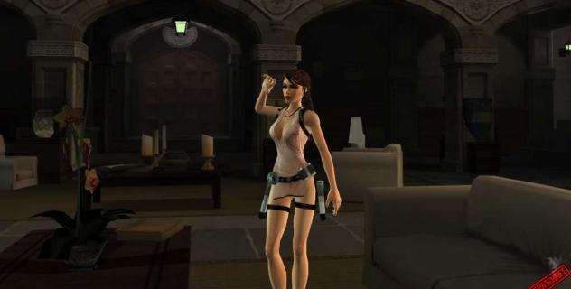 Tomb Raider 7: Legend Transparent Outfit Mod