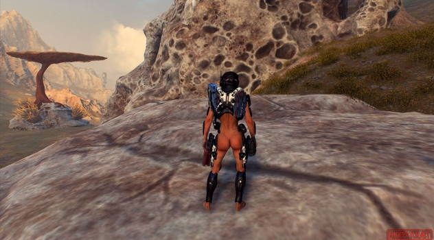 Mass Effect Andromeda Female Ryder Nude Mod