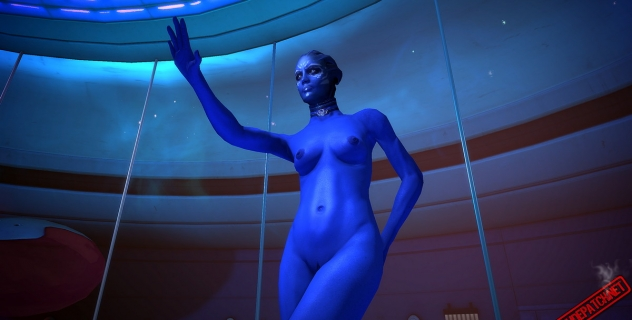 Mass Effect: Dancers nude patch