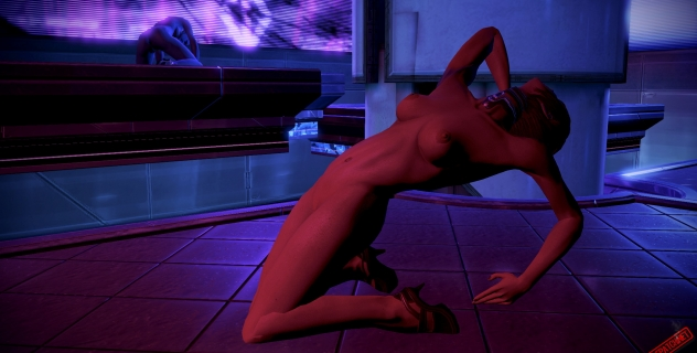 Mass Effect 3: Nude dancers patch