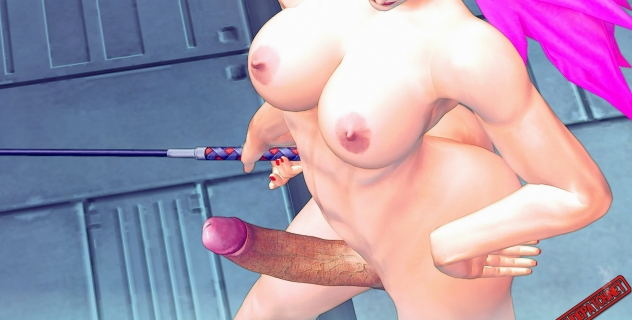 Poison Futa mod for Ultra Street Fighter 4