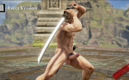 Soul Calibur VI Male Nude Patch