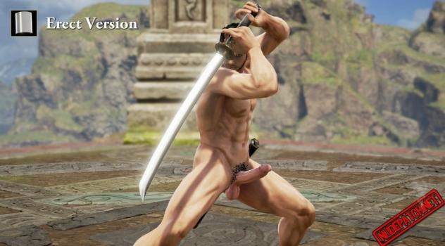 Soul Calibur VI Male Nude Patch