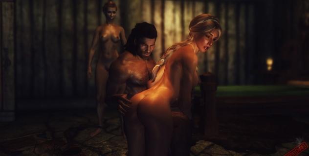 Skyrim – Female Nude Mod