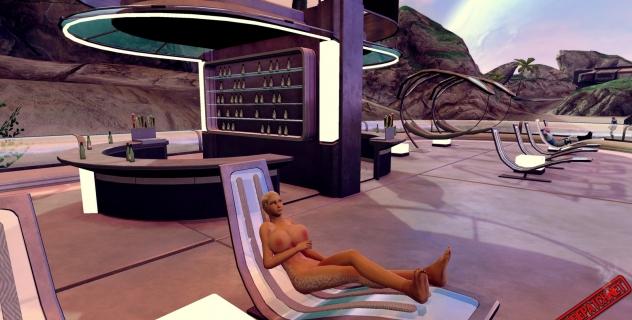 Star Trek Online Nude Mod
