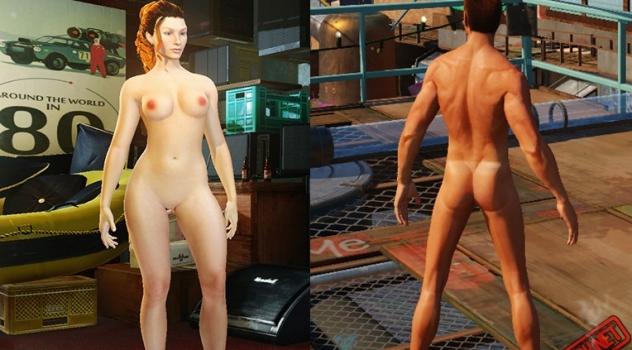 Karshner triplets nude
