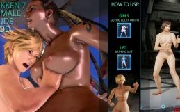 Tekken 7 Female Nude Patch