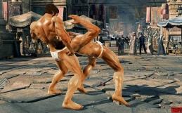 Tekken 7 Male Fundoshi Patch