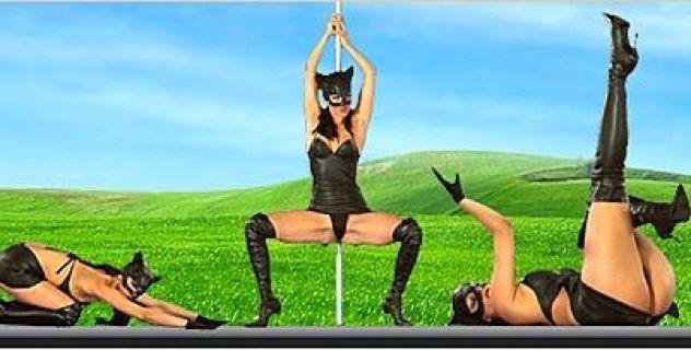 Katty  Leather, Virtual Girl