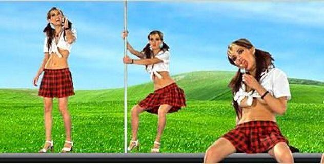 Mitsouko Skirts, Student, Virtual Girl