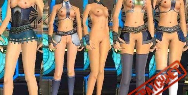 Twenty year old woman nude
