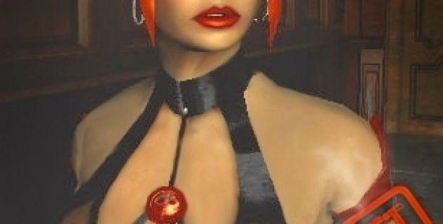 Rayne sexy red dress