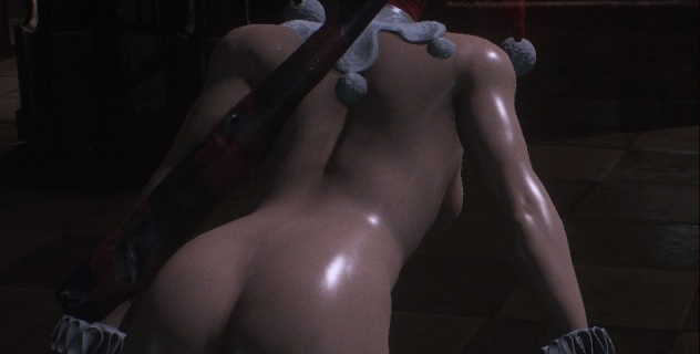 Batman Arkham Knight: Nude Mod for Classic Harley Quinn