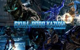 Tekken 7 Skull Robo Kazuya Mod