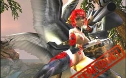 Vanity unreal tournament 2004 nude patch