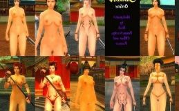 Silkroad online nude mod