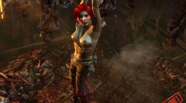 Tomb Raider 9 nude mod Ultimate
