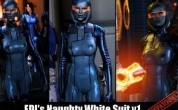 EDI's Naughty Suit – MassEffect3 nude hack