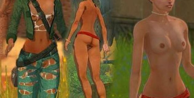 Pack prince of persia nude mod