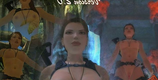 Tomb raider underworld nude skins