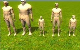 Necrolords Neverwinter Nights 2 nude skins