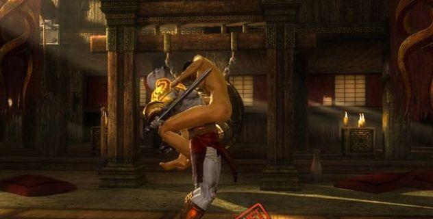 Mortal Kombat 9 nude mods for PlayStation 3
