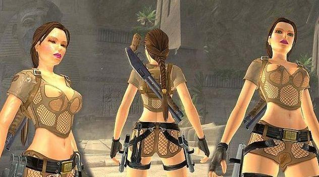 Comfortable Lara Legend mod