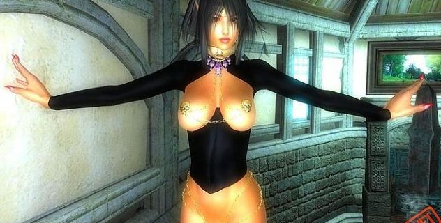 Pain Bringer nude elder