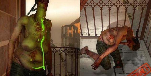 Left 4 dead 2 nude skins