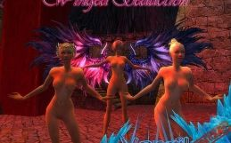 Winged Seduction naked patch Guild Wars