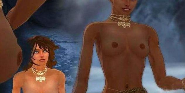 Elika nude patch