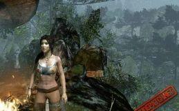 Tomb Raider 2013 nude mod