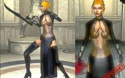 Bloodrayne patch Topless