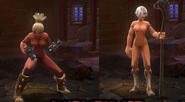 Torchlight 2 nude mod