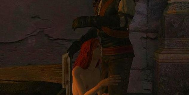 Uncensor Witcher Sex Scene
