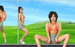Ting Bikini,  Skirts, Desktop Nude Patch, Tiny Tits