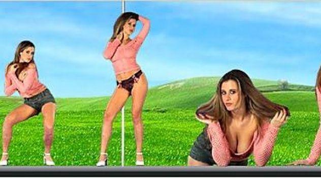 Elya Desktop Nude Patch, Big Boobs, Tatoos, Piercing