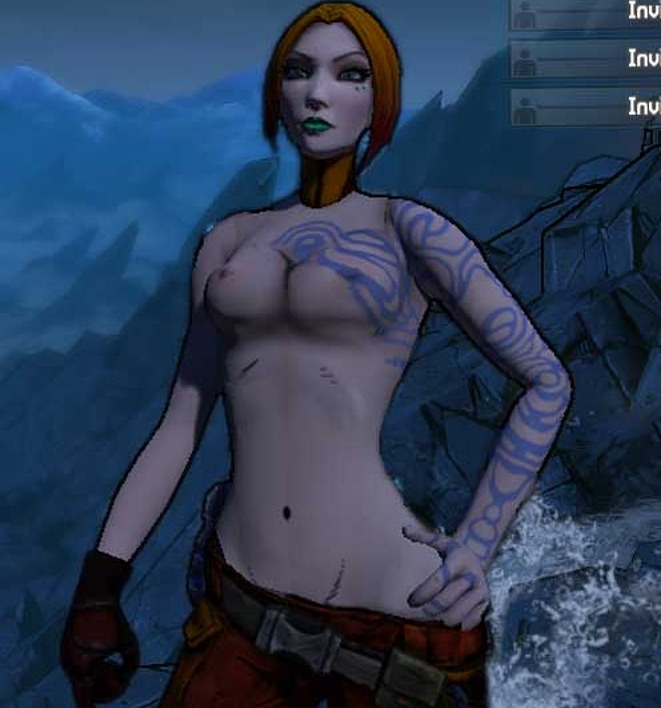 Lilith naked borderlands