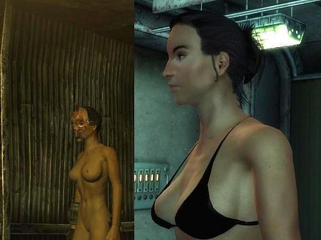 skin fallout nude