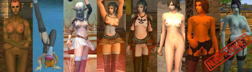 Can recommend Lineage 2 nude girls